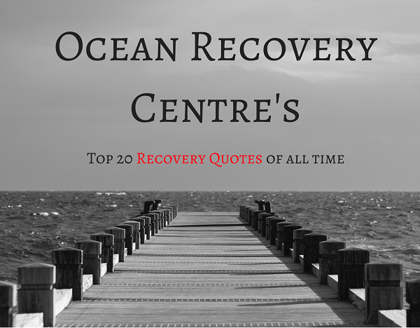 Top Recovery Quotes Of All Time